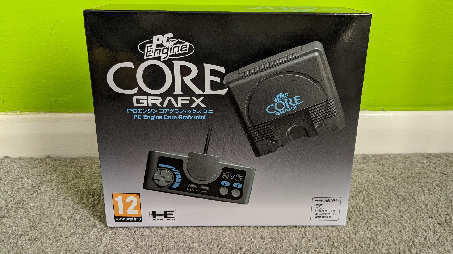 Pc Engine Coregrafx Mini Review Tired Old Hack